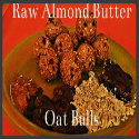Raw Almond Oat Balls